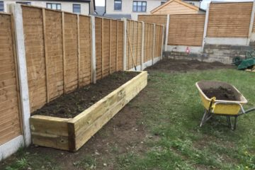 Fencing Erected
